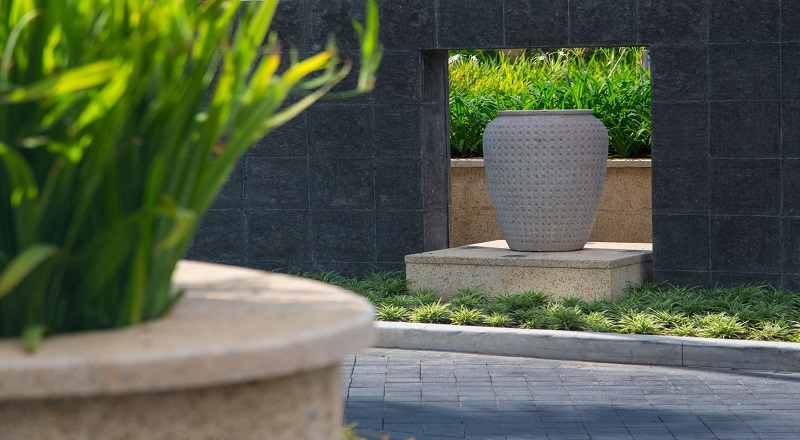 City Garden Promenade