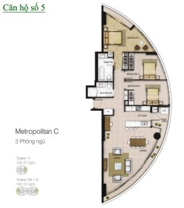 Cho thuê căn hộ City Garden
