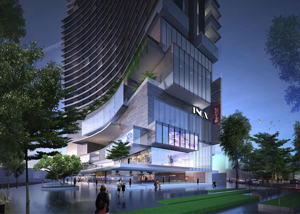 Ưu thế của vị trí dự án bất động sản Condotel AB Central Square