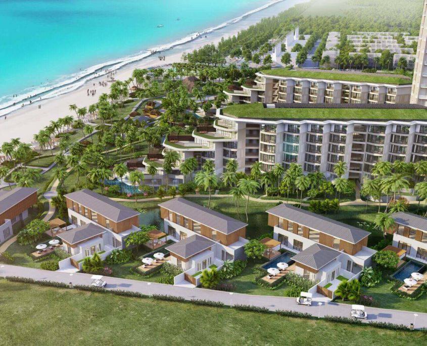biet thu sailing club phu quoc villas & resort