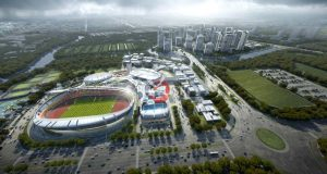 phoi canh saigon sports city